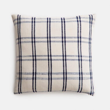 "Adkin Plaid Pillow Cover 17"" x 17"""