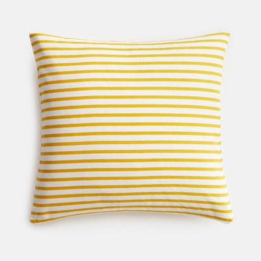 "Sailor Zest Throw Pillow Cover 17"" x 17"""