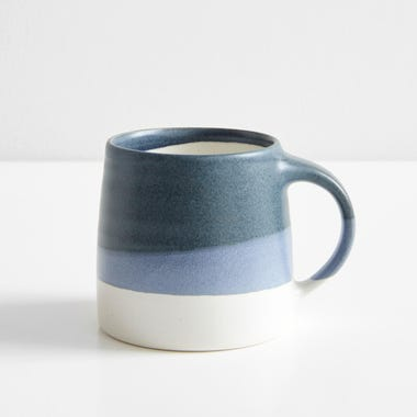 Horizon Navy Coffee Mug