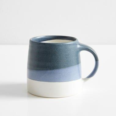 Horizon Navy Coffee Mug