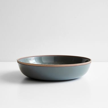 Meridian Gray Bowl 11.5""
