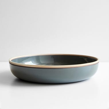 Meridian Gray Bowl 13.75""