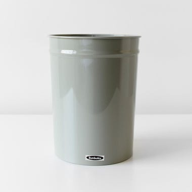 Bunbuku Gray Small Waste Can