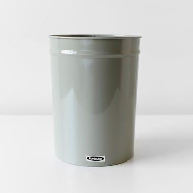 Bunbuku Gray Small Waste Can
