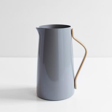 Emma Light Gray Pitcher