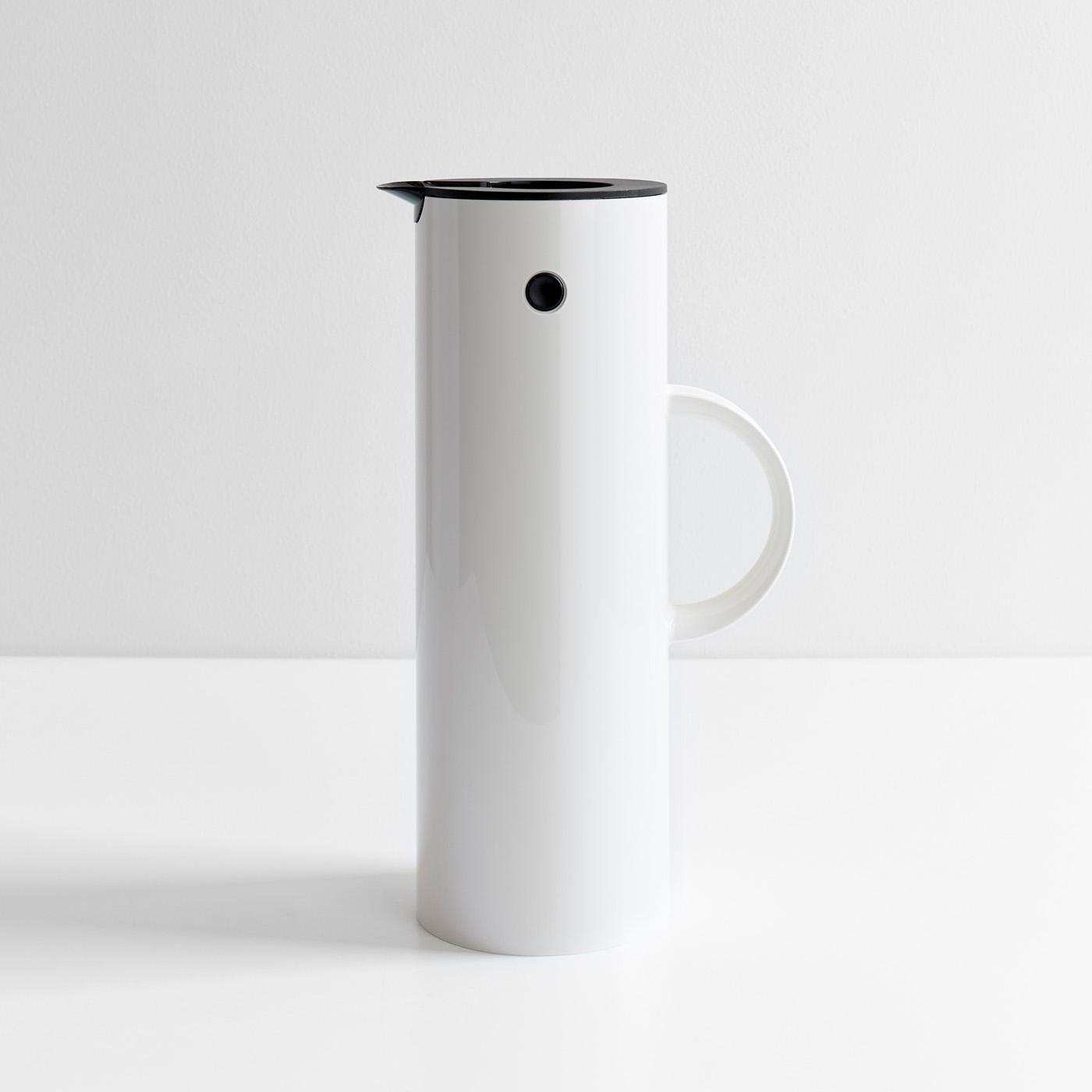 EM77 White Vacuum Jug