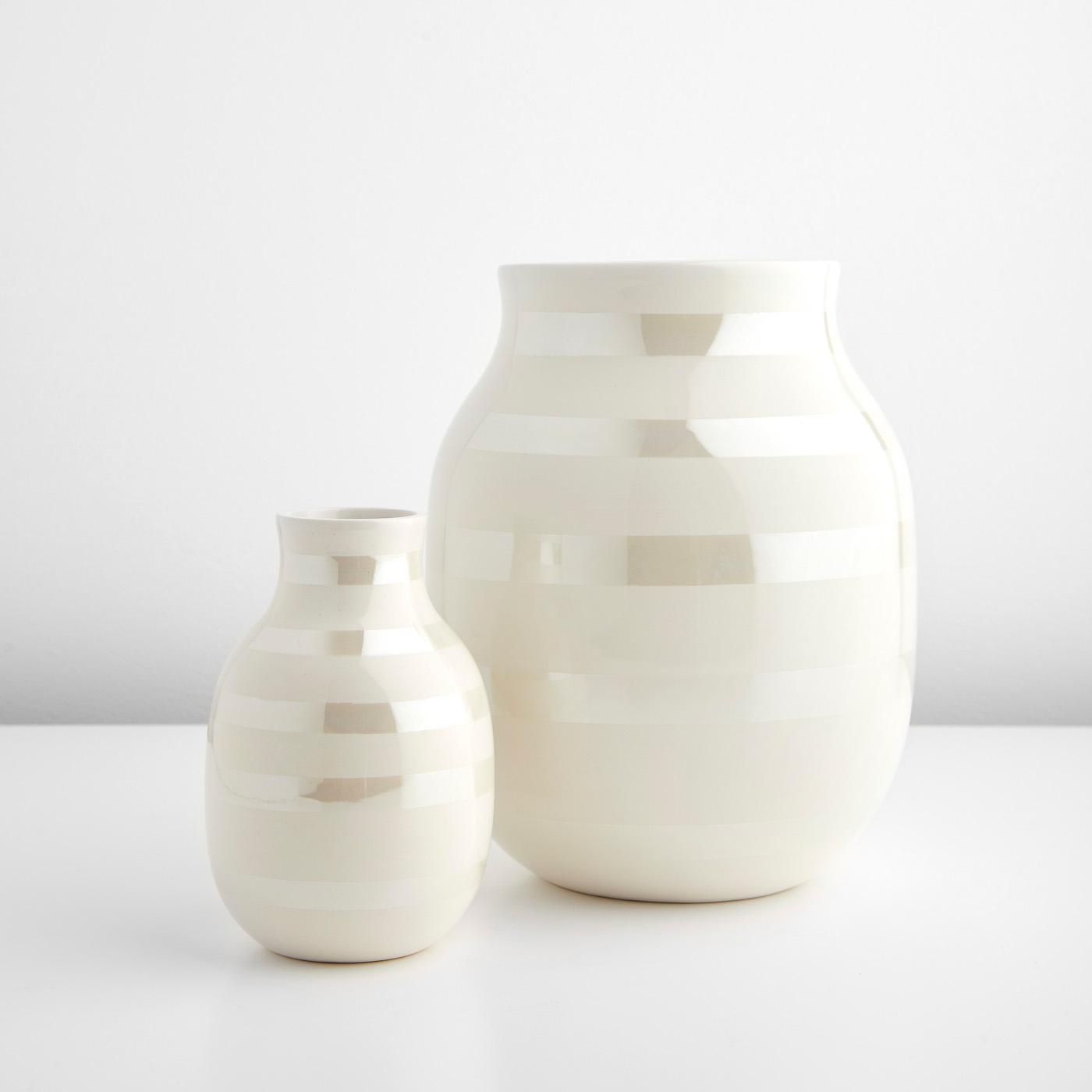 Omaggio Pearl Vases