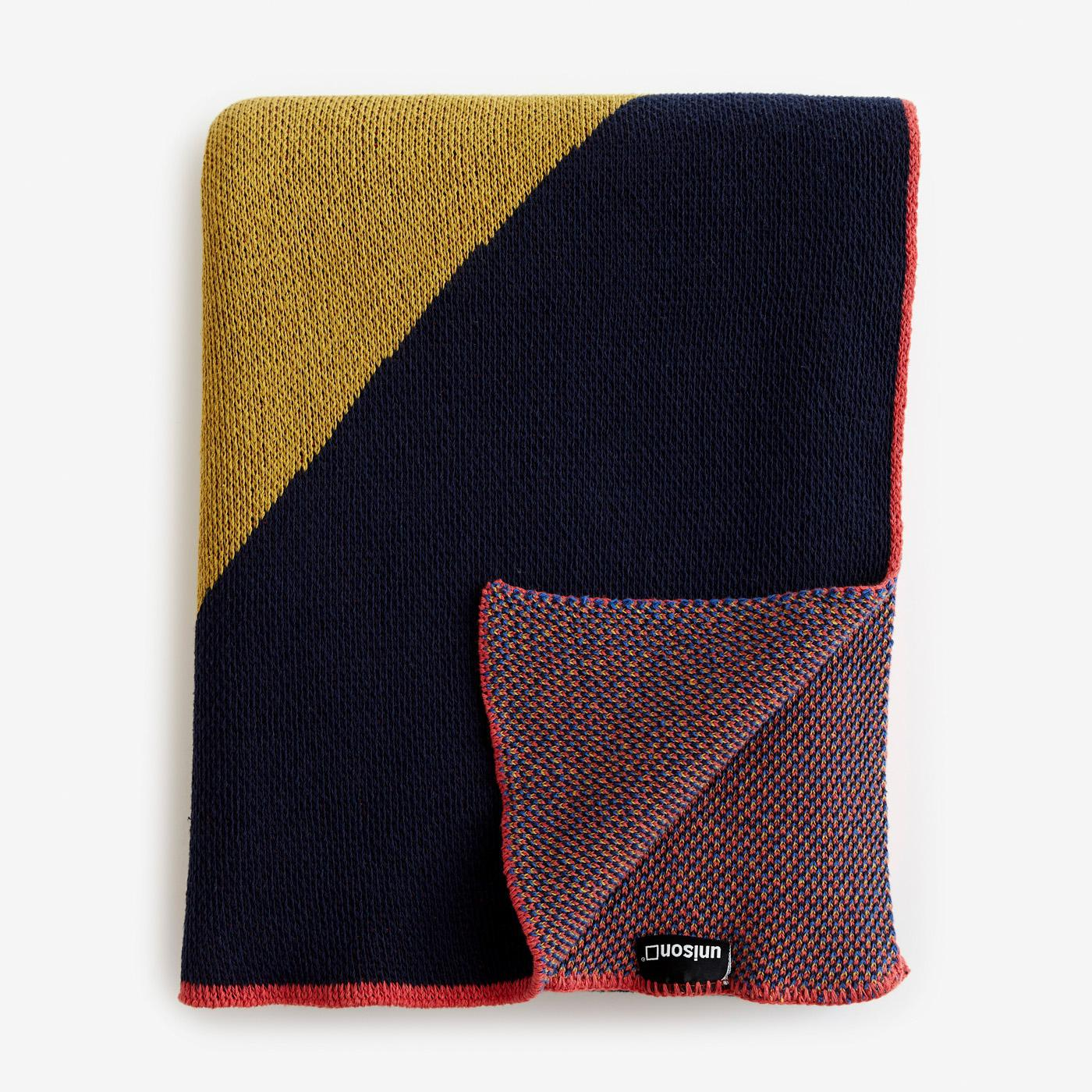 Turin Coral Knit Throw Blanket