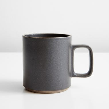 Hasami Black Mug 13oz