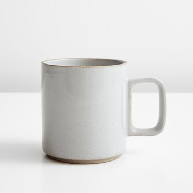 Hasami Gloss Gray Mug 13oz