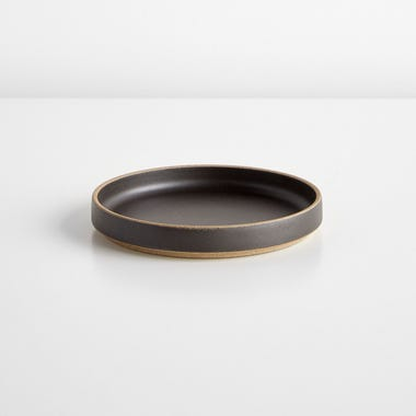 Hasami Black Large Saucer