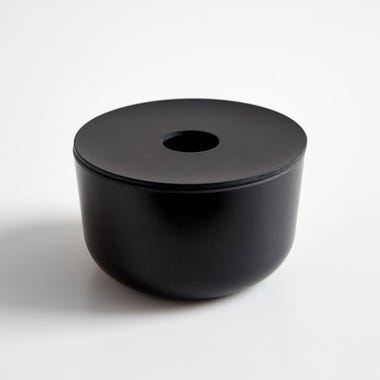 Bano Black Storage Box