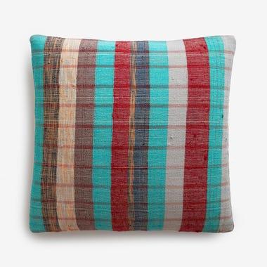 """Haddon Plaid Throw Pillow Cover 20"""" x 20"""" #2"""