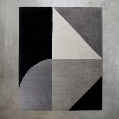 Turin Black Rug 8' x 10'