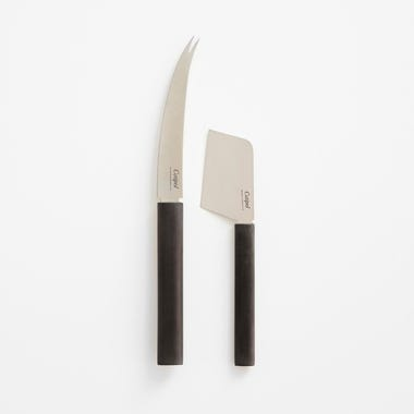 Parker Stainless Steel Cheese Knife Set of 2