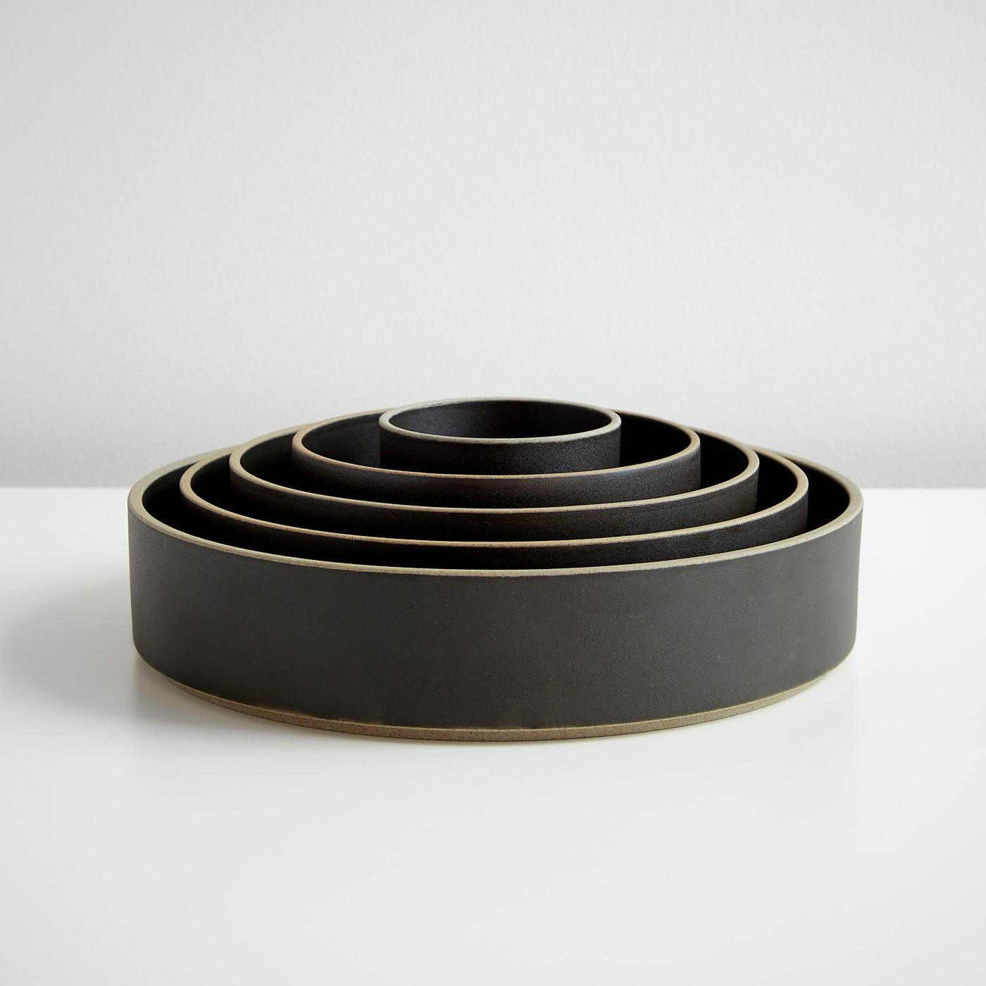 Hasami Black Bowl Set of 5