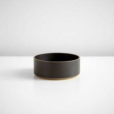 """Hasami Black Bowl 5.5"""""""