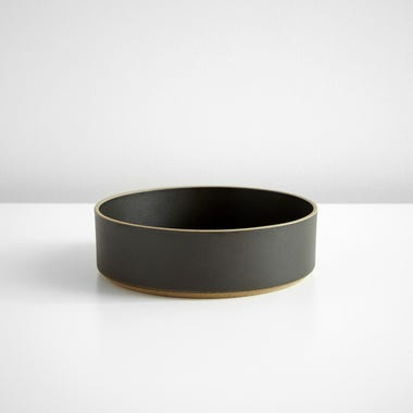 Hasami Black Bowl 7.5""