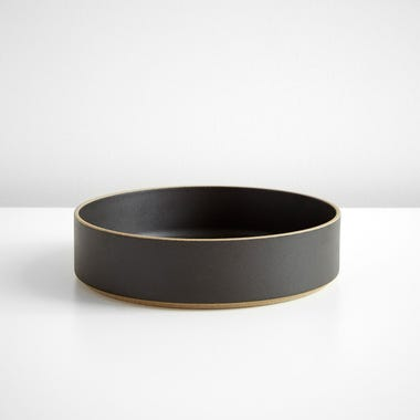 """Hasami Black Bowl 8.5"""""""