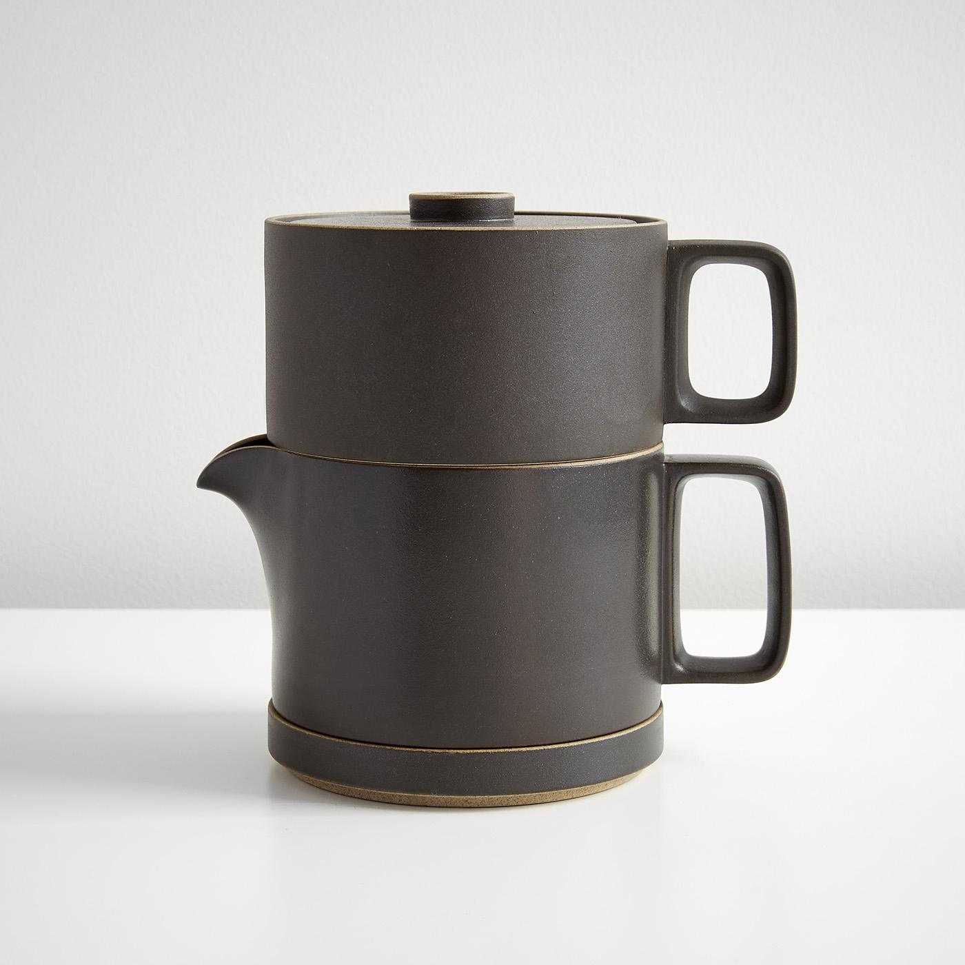 Hasami Black Teapot 40oz