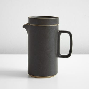 Hasami Black Tall Teapot
