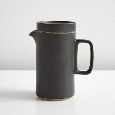 Hasami Black Tall Teapot