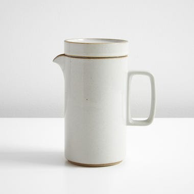 Hasami Gloss Gray Tall Teapot