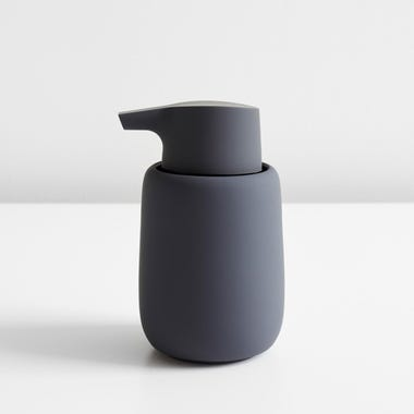 Sono Graphite Soap Dispenser
