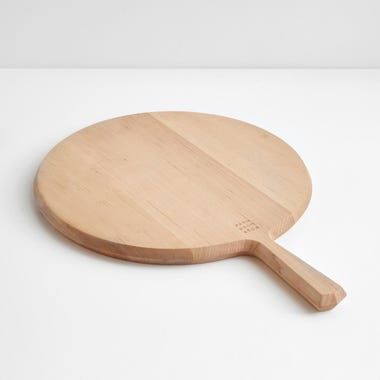 Round Maple Wood Board