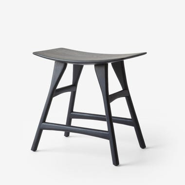 Osso Black Stool