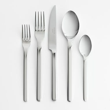 Essential Chrome 5PC Flatware Set