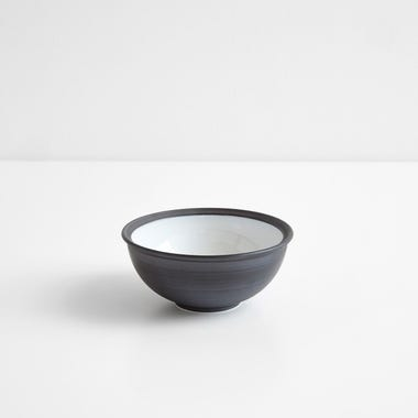 "Rim Black Bowl 4.25"""