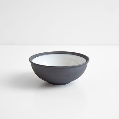 "Rim Black Bowl 5.5"""