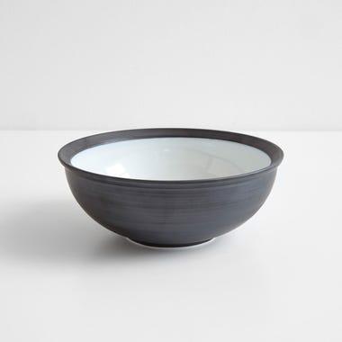 "Rim Black Bowl 7"""