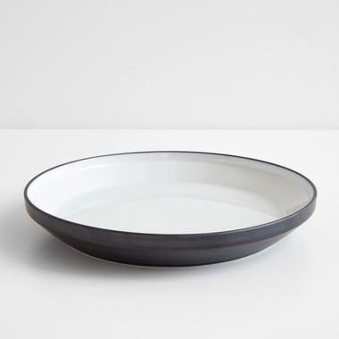 "Rim Black Plate 9.5"""