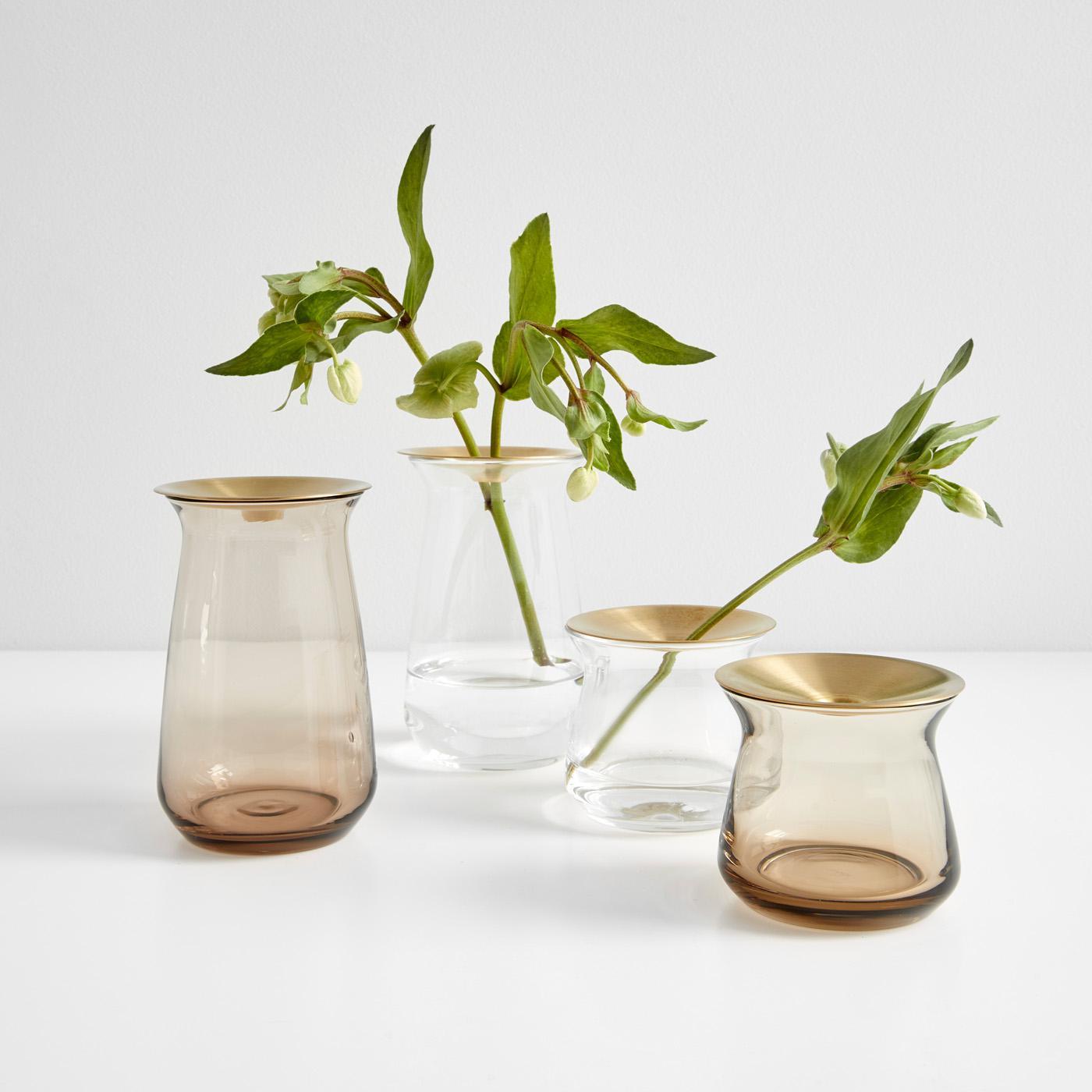 Luna Vases