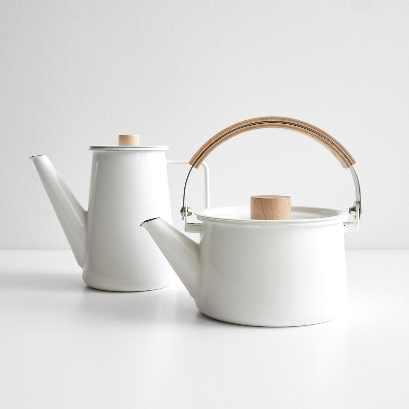 Kaico Enamel Water Kettle