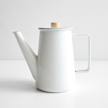 Kaico Enamel Coffee Pot