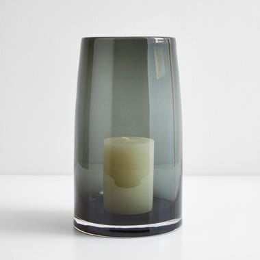 LSA International Stems Slate Lantern and Vase