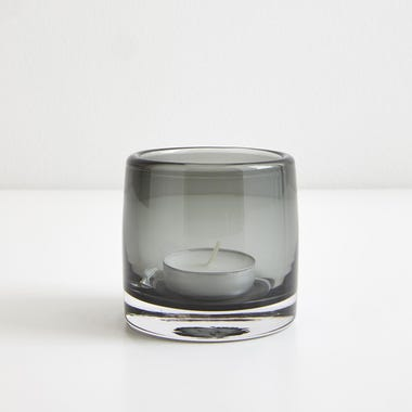 LSA International Stems Slate Votive Holder