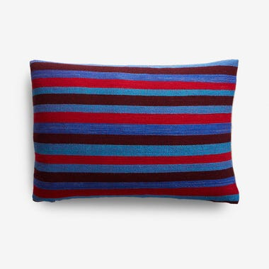 "Hayes Stripe Throw Pillow Cover 12"" x 18"""