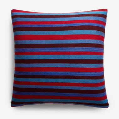 "Hayes Stripe Throw Pillow Cover 20"" x 20"""