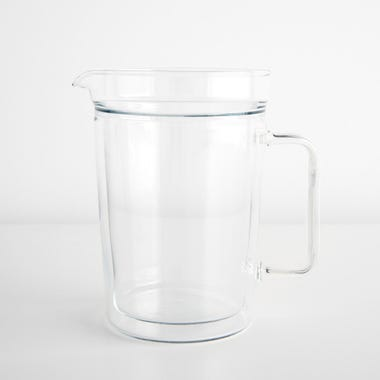 Dual Double Wall Pitcher 33.8oz