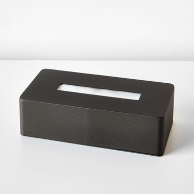 Tower Black Tissue Case