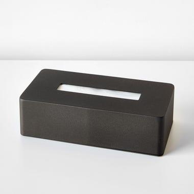 Tower Black Tissue Case