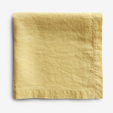 Linen Lemongrass Napkin
