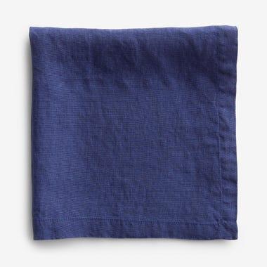 Linen Indigo Napkin