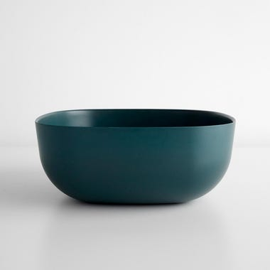 Ekobo Bamboo Blue Abyss Large Salad Bowl