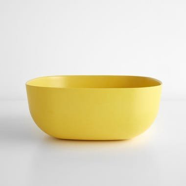 Ekobo Bamboo Lemon Large Salad Bowl
