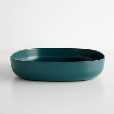 Ekobo Bamboo Blue Abyss Large Serving Dish